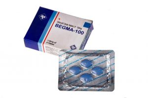 Begma 100mg Tablets