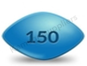 Generic Sildenafil Citrate 150mg Tablets