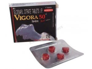 Vigora 50mg Tablets