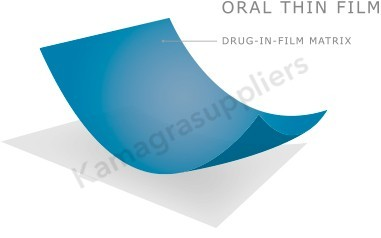Generic Sildenafil Citrate strips 200mg Oral Film