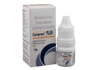 Careprost Plus Eye Drops