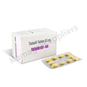 Tadarise 60mg Tablets