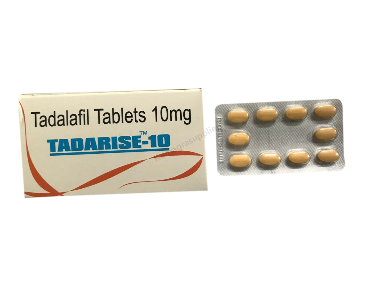Tadarise 10mg Tablets