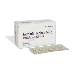 Vidalista  5mg Tablets